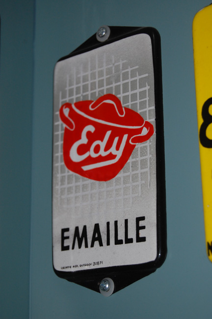 edy emaille reclame