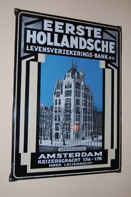 emaille-bord-eerste-hollandsche