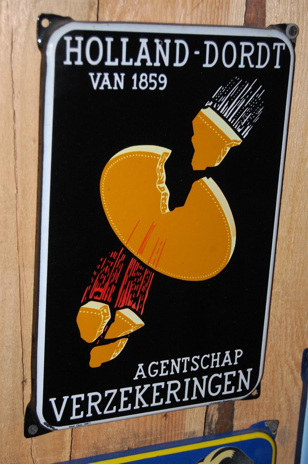 holland dordt van 1859 verzekeringen
